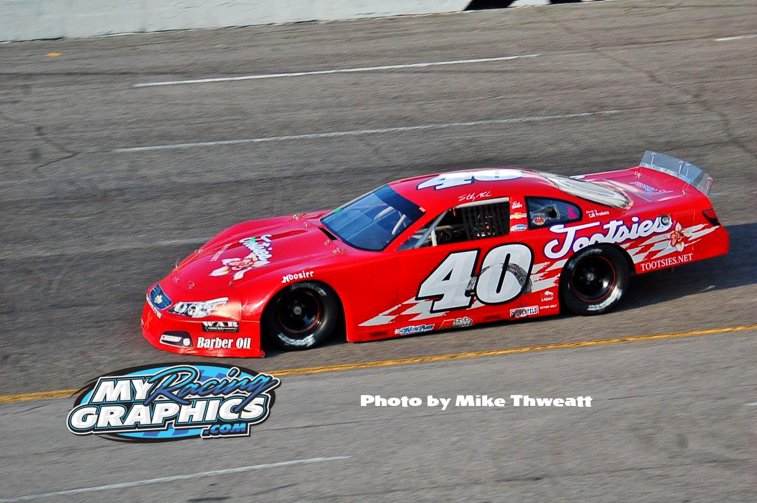 Sterling Marlin Latemodel Graphics